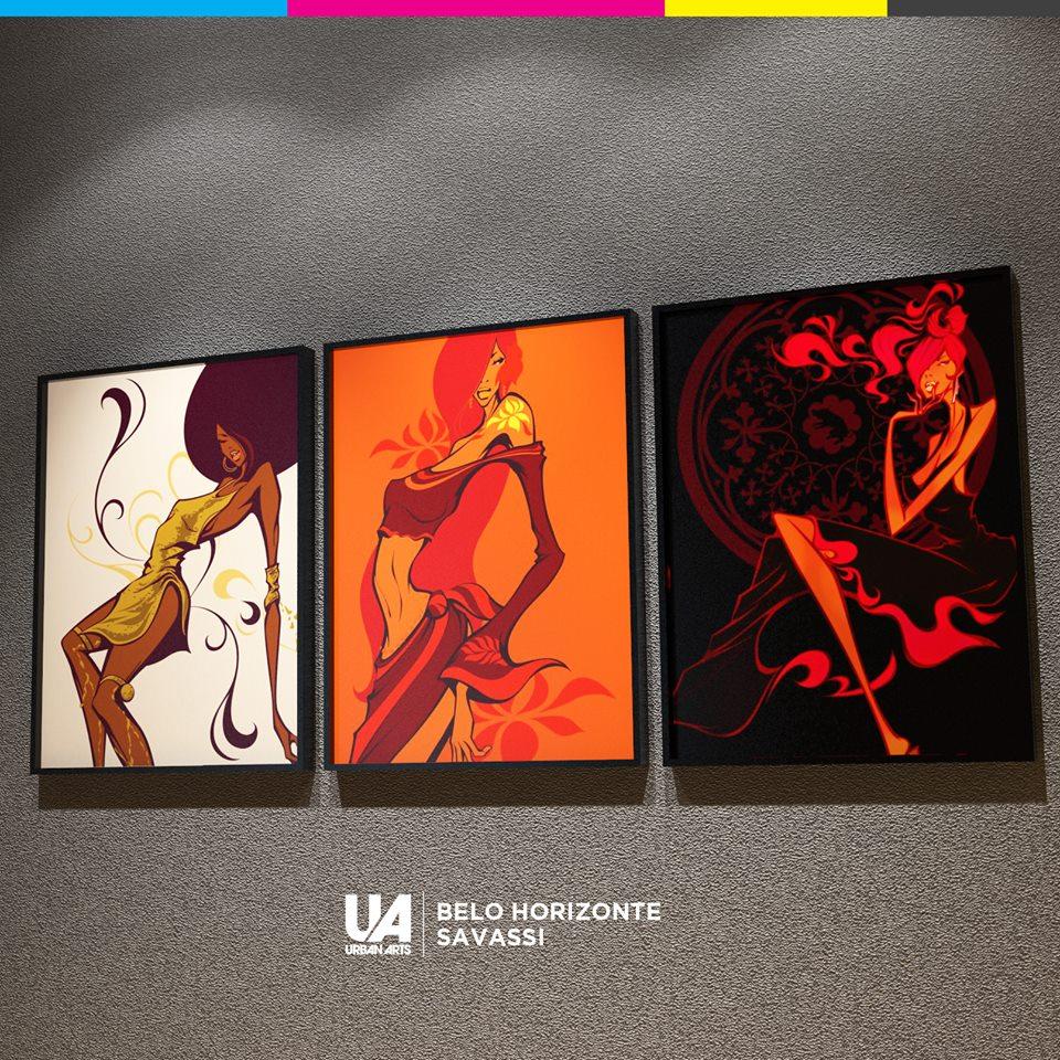 マツザワサトシ, Satohi Matsuzawa, URBAN ARTS, posters