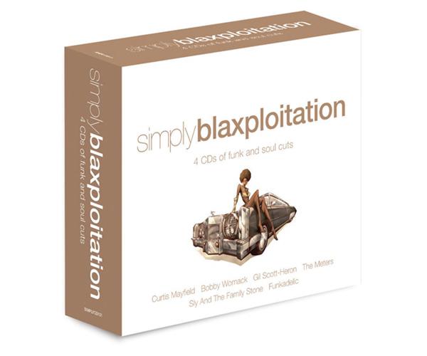 マツザワサトシ, Satoshi Matsuzawa, Simply Blaxploitation