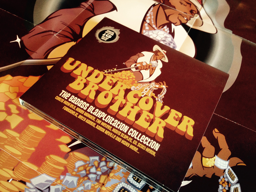 マツザワサトシ, Satoshi Matsuzawa, Undercover Brother