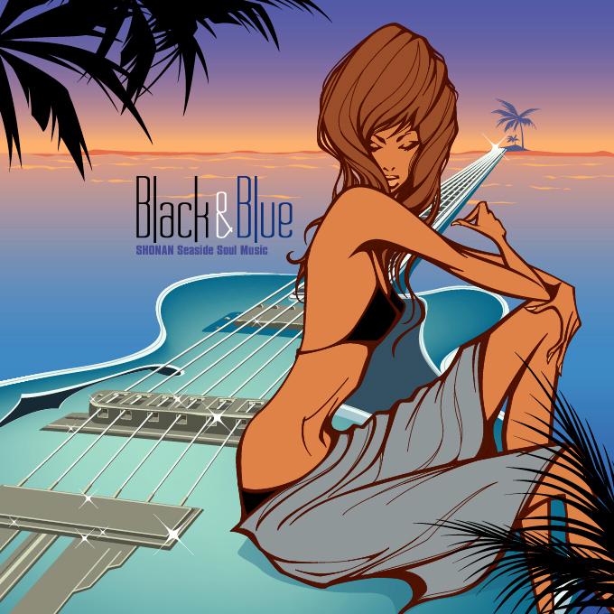 マツザワサトシ, Satoshi Matsuzawa, Black & Blue, R134