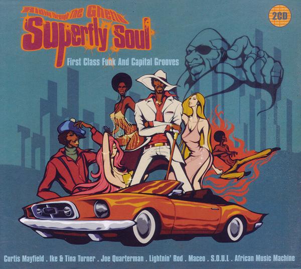マツザワサトシ, Satoshi Matsuzawa, Superfly Soul