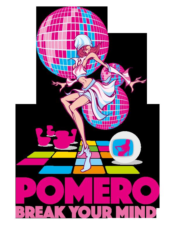 POMERO, マツザワサトシ, satoshi, matsuzawa, イラスト, illustration, デザイン, Tシャツ, T-shirts